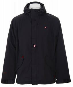 Foursquare S4 Fabian Snowboard Jacket Black