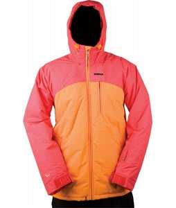 Foursquare Manfredi Snowboard Jacket Blaze