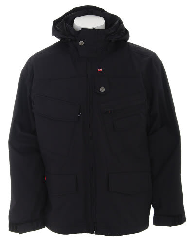 Foursquare Wright Snowboard Jacket Black