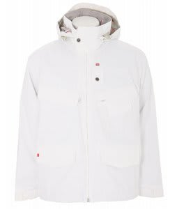 Foursquare Wright Snowboard Jacket White