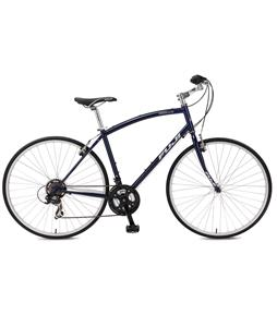 Fuji Absolute 5.0 Bike Dark Blue/Light Silver 23in (L)
