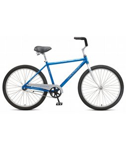 Fuji Cape May Single Speed Bike Navy Blue 23