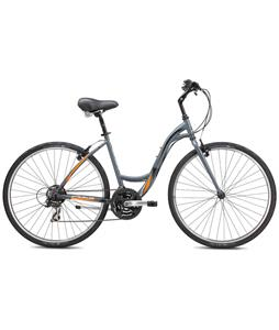 Fuji Crosstown 2.1 LS Bike Dark Grey 17in