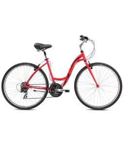 Fuji Crosstown 2.1 LS Bike Red 17in