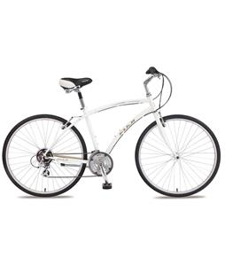 Fuji Crosstown 3.0 Bike White/Gold 21in (M/L)