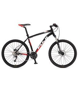 Fuji Nevada 1.0 Bike Black/Red 21in (M/L)