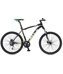 Fuji Nevada 2.0 Bike Black/Green 19in (M)