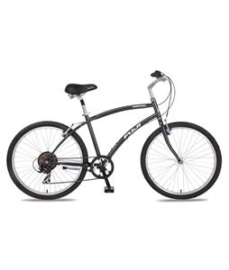 Fuji Sagres 4.0 Bike Dark Silver White 22in (M/L)