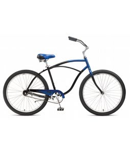 Fuji Sanibel DX Bike Blue/Black 19