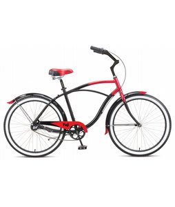 Fuji Sanibel LX Sin Bike Black 14