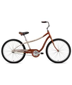 Fuji Saratoga 2.0 ST Bike Champagne/Copper Small