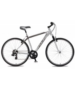 Fuji Sunfire 4.0 Bike Dark Silver/Silver X-Large (24In)