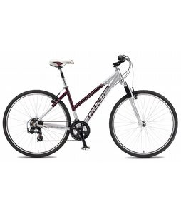 Fuji Sunfire 4.0 ST Bike Wine/Silver X-Small (17In)