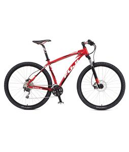 Fuji Tahoe 29 4.0 Bike Red/Black 19in (M)