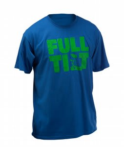 Full Tilt Logo T-Shirt Royal