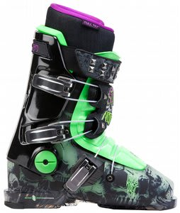 Full Tilt Seth Morrison Ski Boots Green