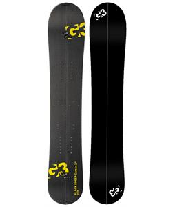 G3 Black Sheep Carbon X3 Splitboard 158