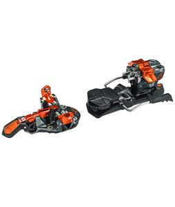 G3 Ion With Brakes Ski Bindings Black/Silver/Orange