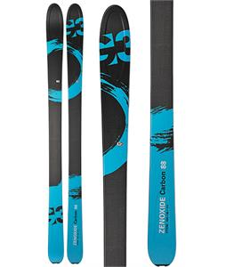 G3 Zenoxide Carbon 88 Skis