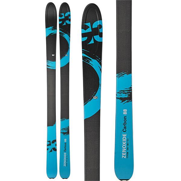 G3 Zenoxide Carbon 88 Skis