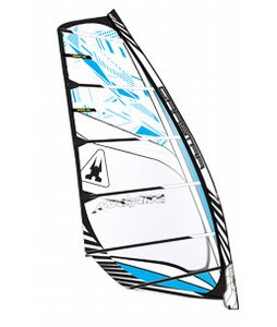 Gaastra Matrix Windsurf Sail Blue/White 6.5M