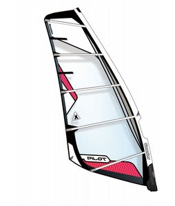 Gaastra Pilot Windsurfing Sail 7.5 Red/White