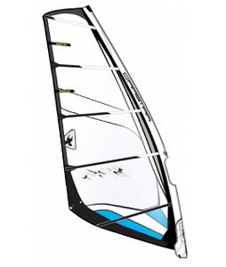 Gaastra Pilot Windsurf Sail Blue/White 7.5M
