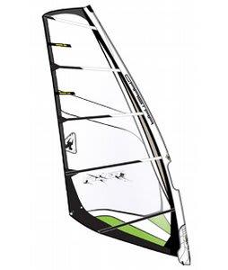 Gaastra Pilot Windsurf Sail C1 Green/White 7.5M