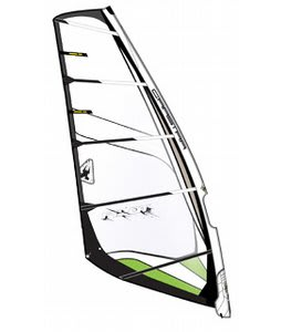 Gaastra Pilot Windsurf Sail Green/White 5.5M