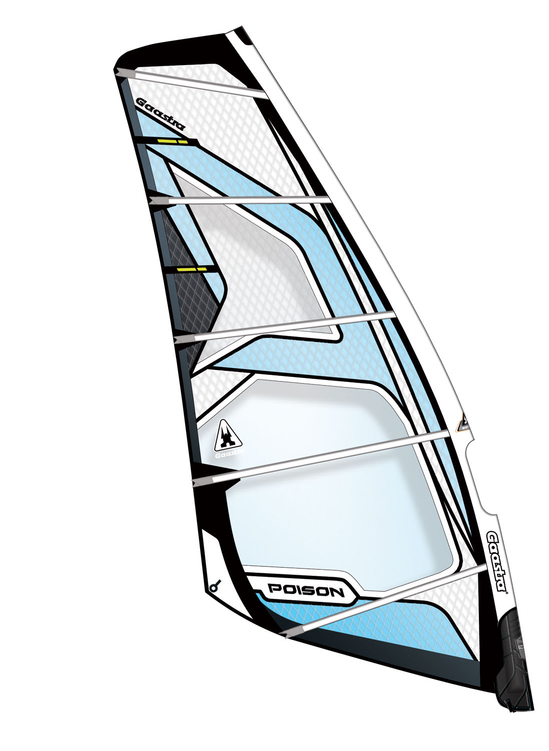 Shop for Gaastra Poison Windsurfing Sail 5.8