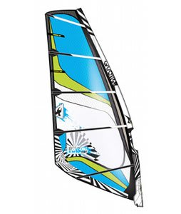 Gaastra Poison Windsurf Sail Black/Blue 4.2M