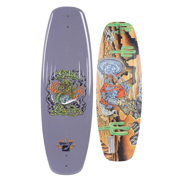 Gator Boards Chopper Wakeboard Blem