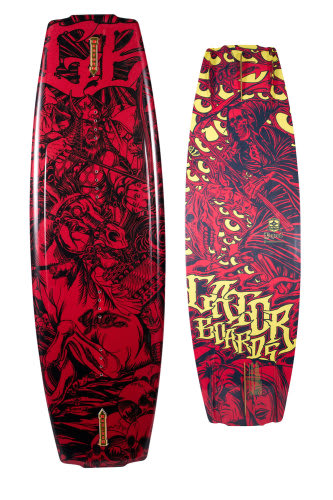 Gator Boards Legend Wakeboard 136