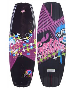 Gator Boards Lexy Wakeboard Black 124