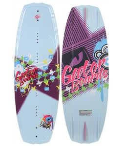 Gator Boards Lexy Wakeboard Blue 124