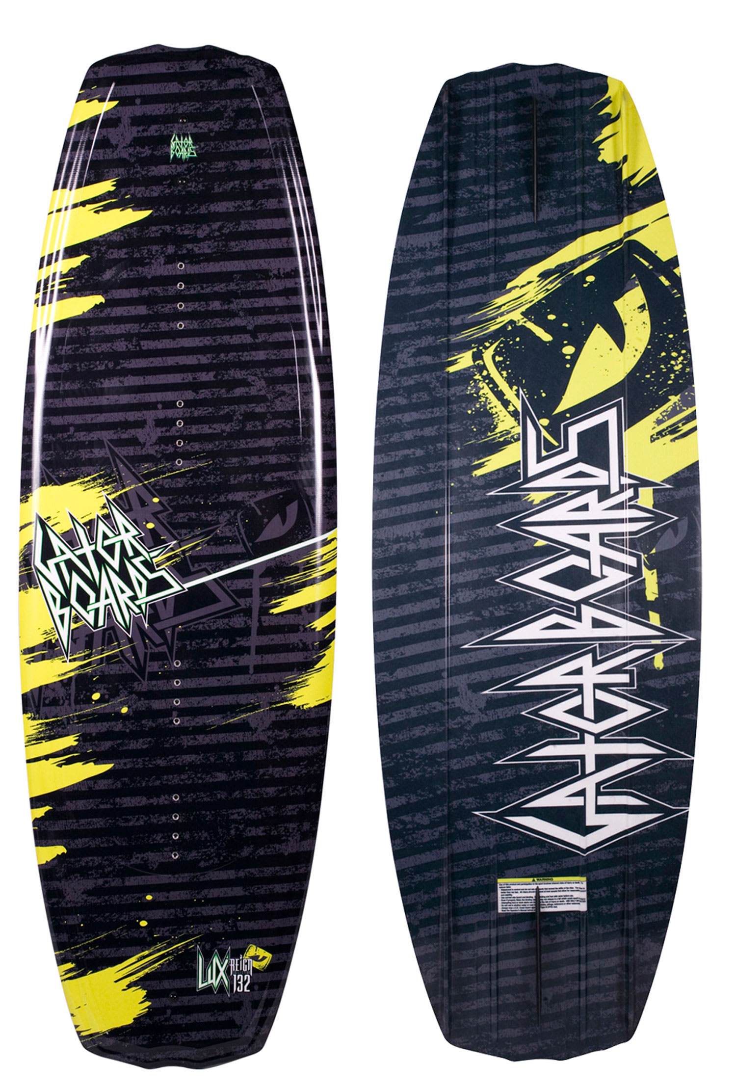 Shop for Gator Boards Lux Wakeboard 132 - Women's