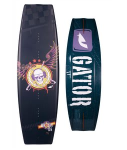 Gator Boards Militant Wakeboard 136