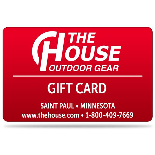 The House $25 Gift Certificate