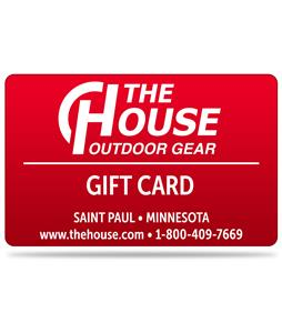 The House $120 Gift Certificate