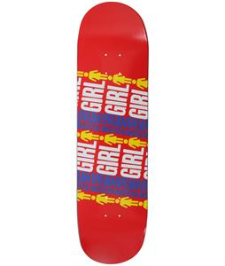 Girl Anderson Pop Secret Skateboard