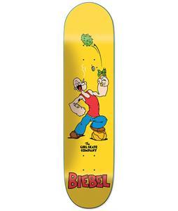 Girl Biebel One Offs Skateboard Deck