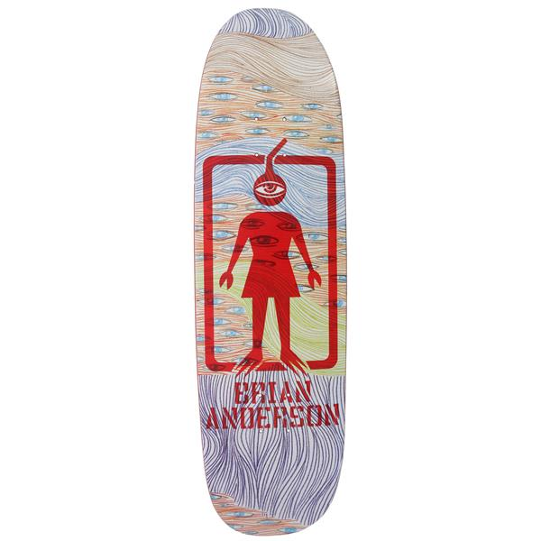 Girl Brian Anderson Powerslide #2 Skateboard
