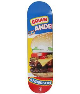 Girl Brian Anderson Schralper Skateboard