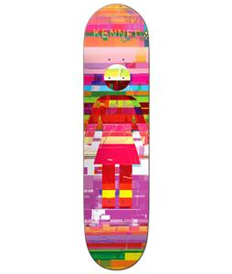 Girl Kennedy Glitch Mode Skateboard Deck
