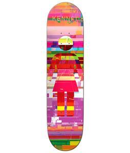Girl Kennedy Glitch Mode Skateboard Deck