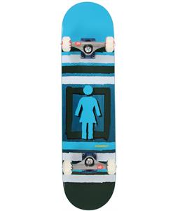Girl Kennedy Out Of The Box Skateboard Complete 7.875 x 31.25in