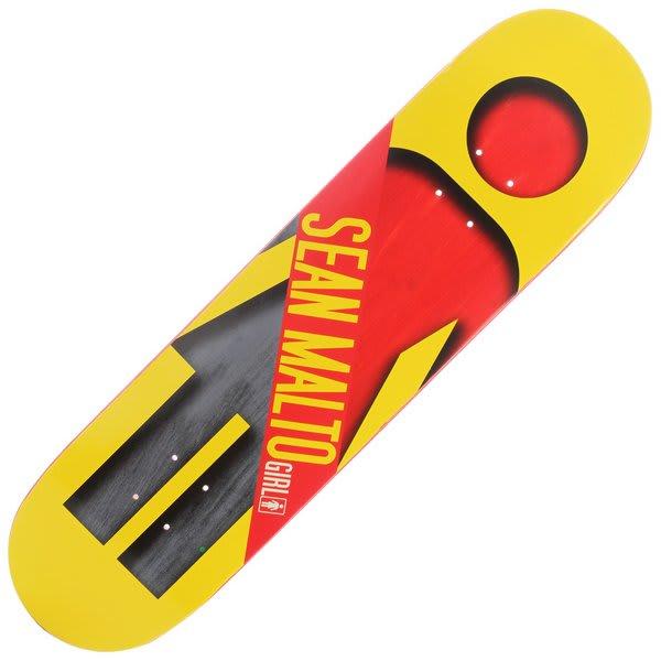 Girl Malto Half & Half Skateboard Deck