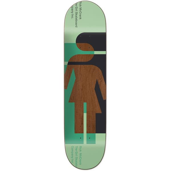 Girl McCrank Hardcourt Skateboard Deck