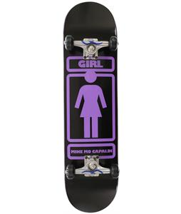 Girl Mike Mo Flourescent Skateboard Complete