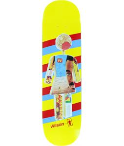 Girl Wilson One Off Skateboard Deck